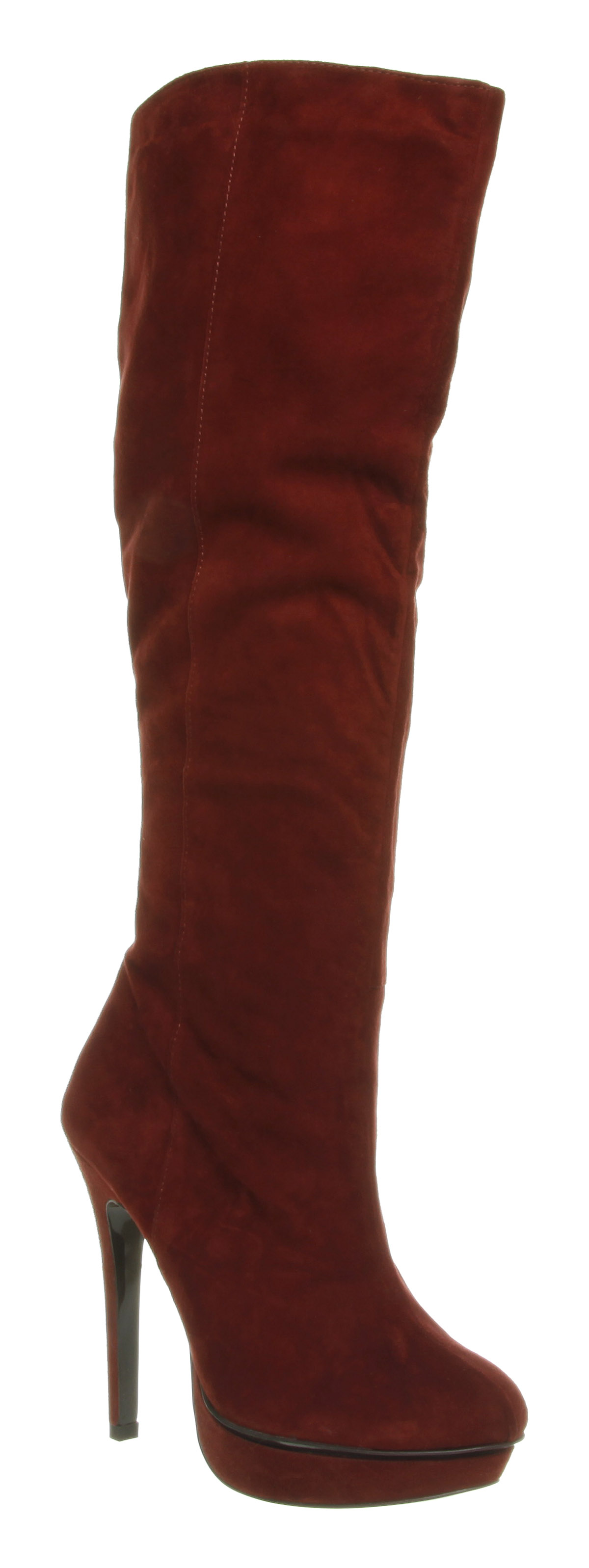 Office Jameela platform knee high boots