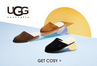 Shop Slippers - Feat UGG Australia