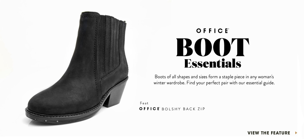 Boot Essentials - A guide to find your perfect pair of boots!