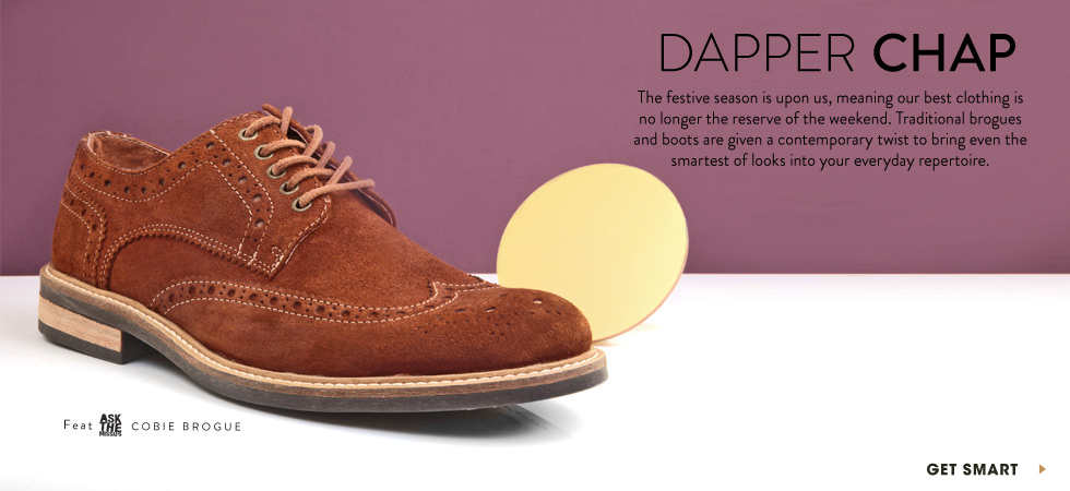 Dapper Chap - Shop Now Shop Mens Smart