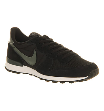 brand new 88aff 0bc9f Internationalist  Nike, Internationalist, Black Dark Green ...
