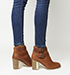 Florence Elastic Buckle boots