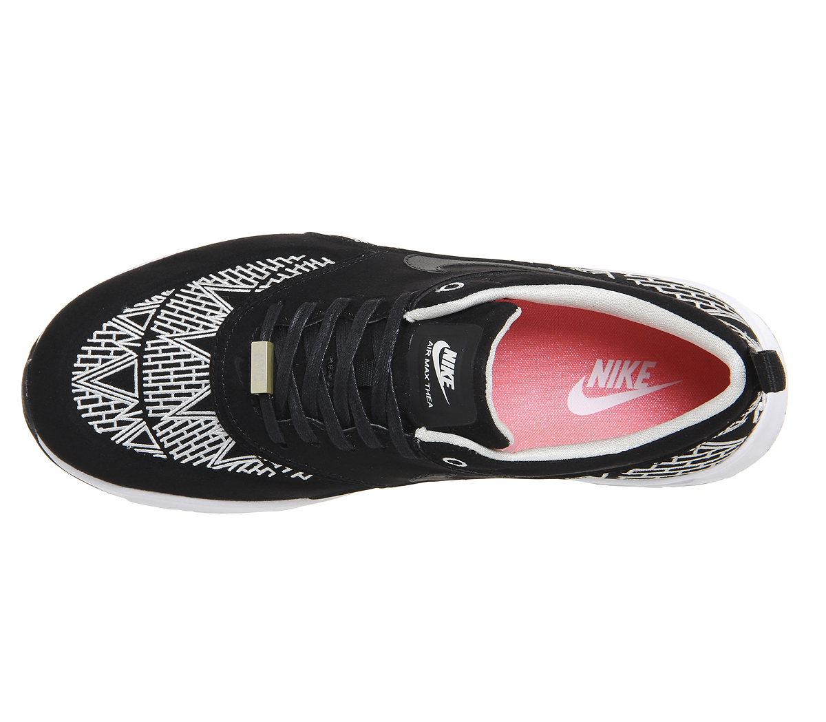 6de0c74a0b Nike Air Max Thea New York Black Lotc Qs - Hers trainers